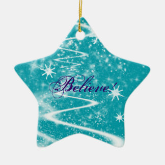 Magic Snow Sparkle Christmas Christmas Ornament