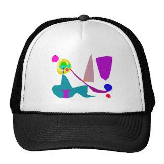 Magic Spell Job Coffee Shop On the Way Trucker Hat