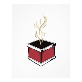 Magic Spirit Box Flyer Design