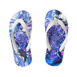 Magic Splash Flip Flops