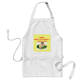 magic standard apron
