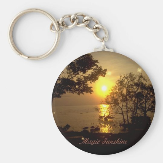 Magic Sunshine Keychain