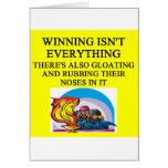 magic the gather and fantasy game joke greeting card