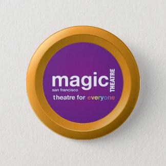 Magic Theatre Pin - Theatre for Everyone