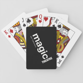 Magic Theatre's Bold, New Play(ing Cards) Playing Cards