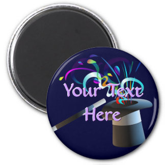 Magic Top Hat Magnet