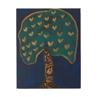 Magic Tree Art Wood Wall Art