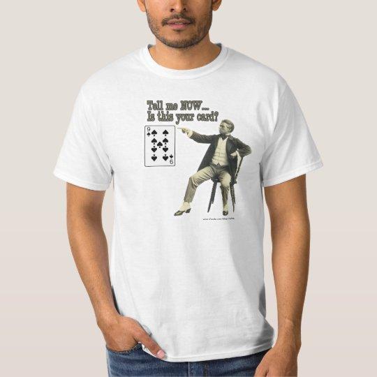 Magic Trick - 9S - Value T-shirt