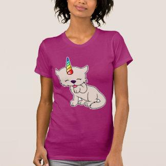 Magic Unicorn Cat = Kittycorn T Shirts