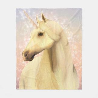 Magic Unicorn Fleece Blanket