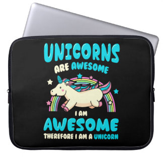 Magic Unicorn Laptop Sleeve