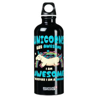 Magic Unicorn SIGG Traveller 0.6L Water Bottle