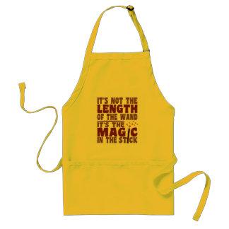 MAGIC WAND apron – choose style & color