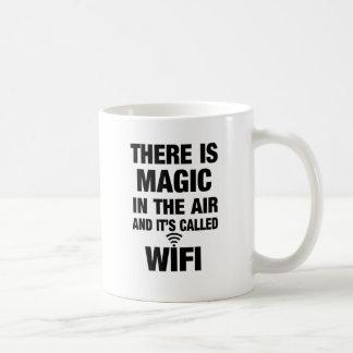 Magic Wifi Quote Coffee Mug