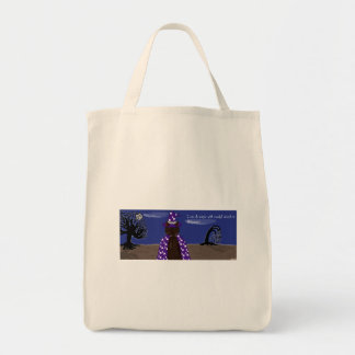 Magic with Persnickety Bag