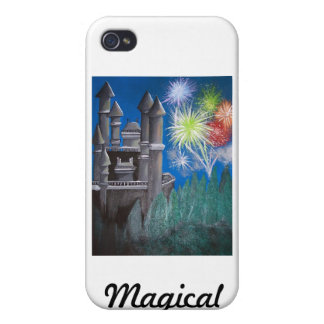Magical Beginings Cell Case Case For iPhone 4