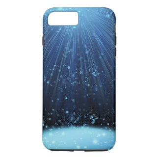 Magical Blue Abstract Case-Mate Tough