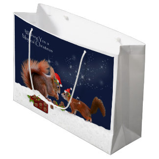 Magical Christmas Gift Bag