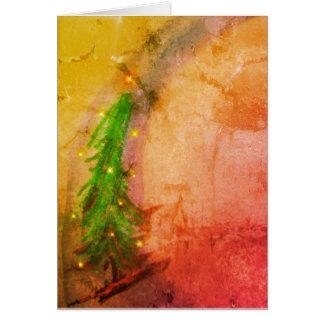 Magical Christmas Tree 2 Card