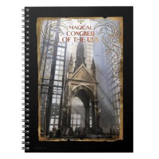 Magical Congress of the USA Notebook