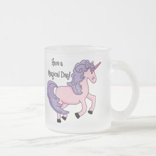 Magical Day Unicorn Tees and Gifts Mug