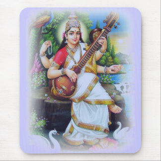 MAGICAL DEITIES OF HINDUISM MOUSE PAD