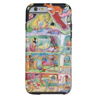 Magical Doll House iPhone 6 Case