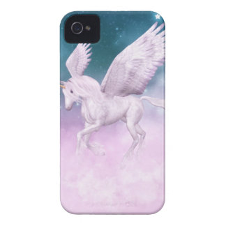 Magical Enchanted Unicorn Fantasy Kingdom Case-Mate iPhone 4 Cases