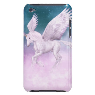 Magical Enchanted Unicorn Fantasy Kingdom iPod Case-Mate Cases