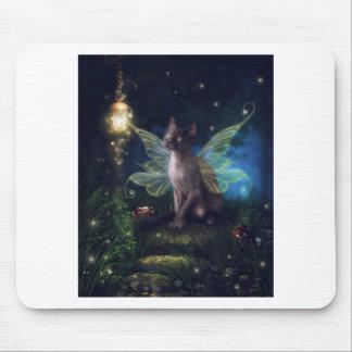 Magical Faery Kitty Mousepads