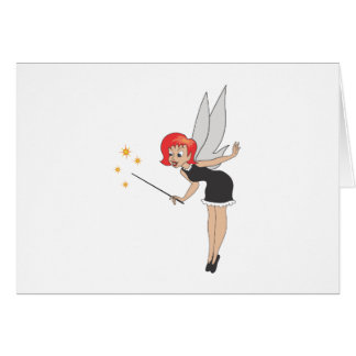 Magical Fairy Card