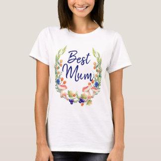 Magical Forest Best Mum Tee Shirt