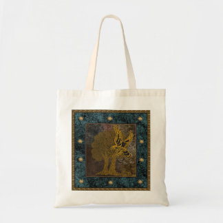 Magical forest Budget Tote
