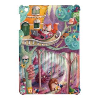 Magical Forest iPad Mini Cover