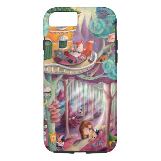 Magical Forest iPhone 8/7 Case
