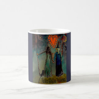 Magical Halloween Coffee Mug