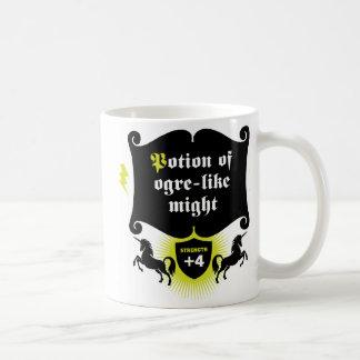 Magical Item - Left Handed Basic White Mug