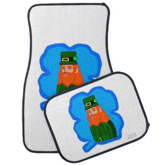 Magical Leprechaun Car Mats Full Set Floor Mat