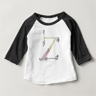 Magical Letter Z from tony fernandes design Baby T-Shirt