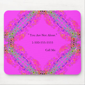 Magical-love-TEMPLATE_Not-Alone-Comfort(c)Phone Mouse Mat