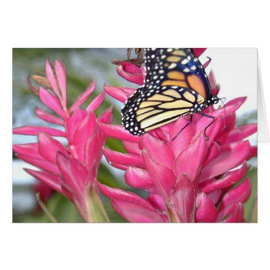 Magical Monarch Card