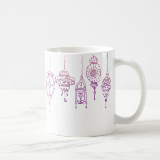 Magical Moroccan Lanterns Mug
