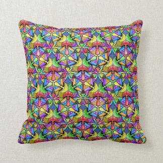 Magical Mushroom Cushion
