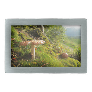 Magical Mushrooms 1 Belt Buckle