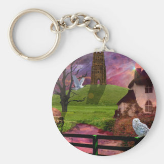 Magical mystery tor... key ring
