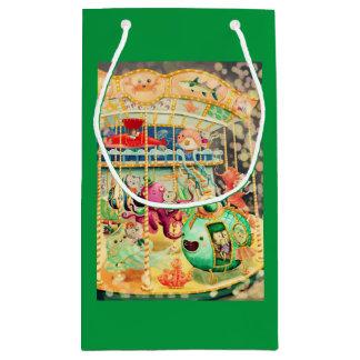 Magical Nautical Carousel Small Gift Bag