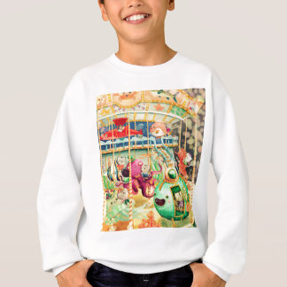 Magical Nautical Carousel Sweatshirt