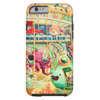 Magical Nautical Carousel Tough iPhone 6 Case