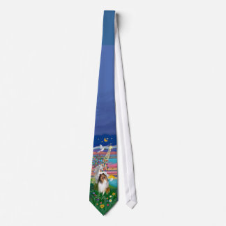 Magical night - Collie (SW) Tie
