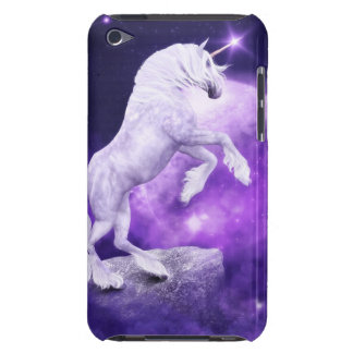 Magical Night Enchanted Unicorn Kingdom iPod Touch Case